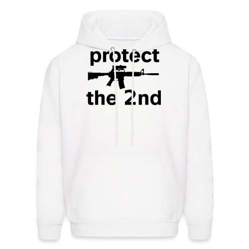 PROTECT THE 2ND - Men's Hoodie