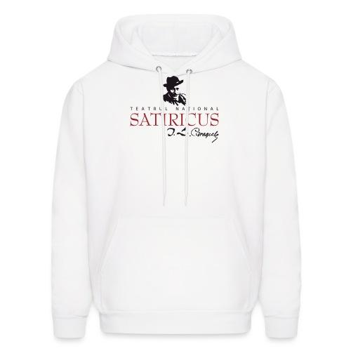 Satiricus Logo - Men's Hoodie