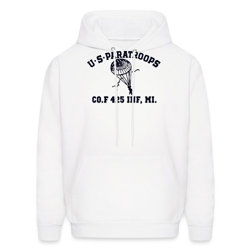 Co.F 425 INF, MI. - Men's Hoodie