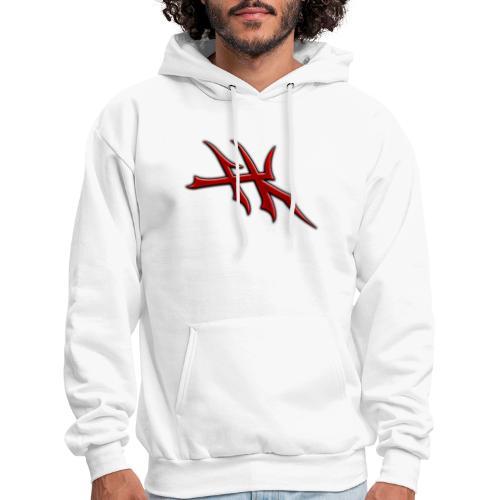 Blayde Symbol (Red) - Men's Hoodie