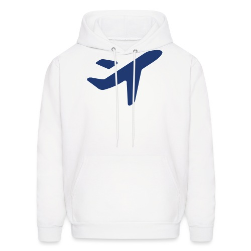 Plane Solo Jess Travel - Men's Hoodie