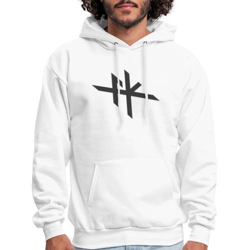 Parallel Symbol - Men's Hoodie