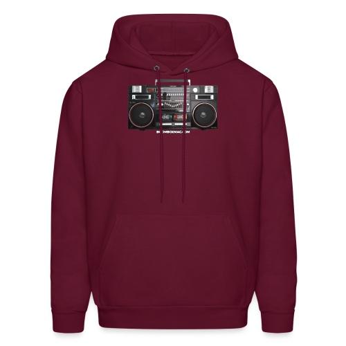 Helix HX 4700 Boombox Magazine T-Shirt - Men's Hoodie