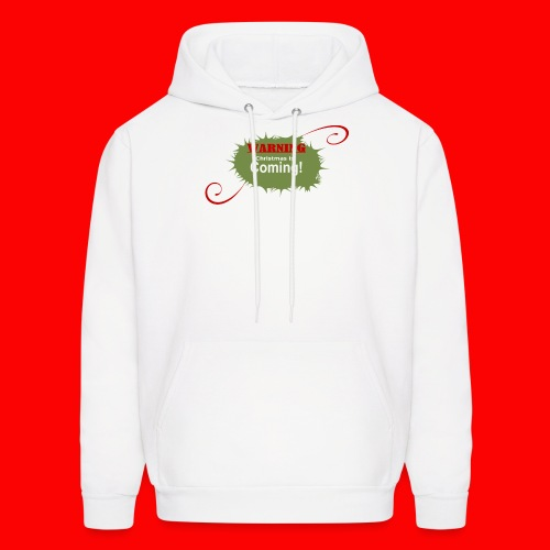 Christmas_is_Coming - Men's Hoodie