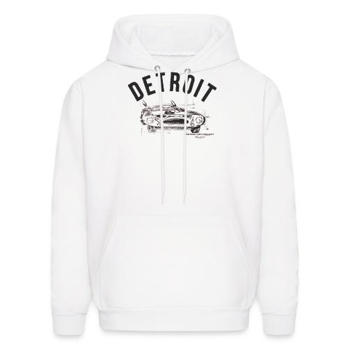 Detroit Art Project - Men's Hoodie