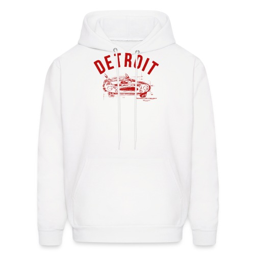 Detroit Art Project - Men's Hoodie