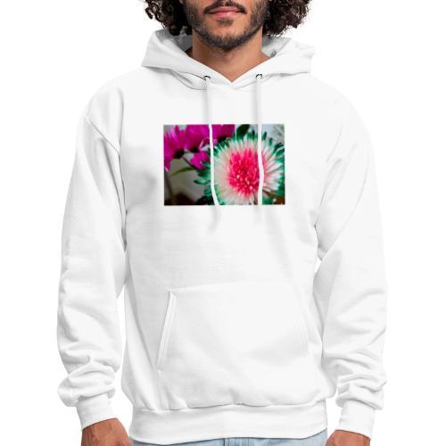Flowery Words! - Men's Hoodie