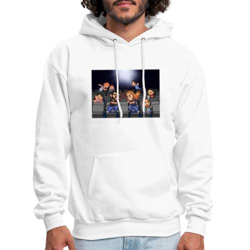 A Night at the Movies - Men's Hoodie