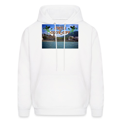 Puerto Vallarta From the Sea - Men's Hoodie