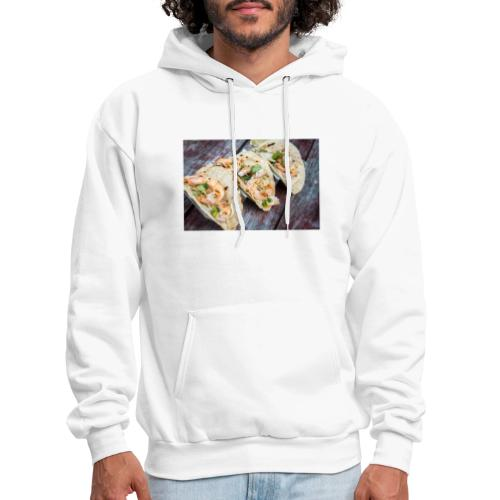 Grilled Shrimp Tacos - Men's Hoodie