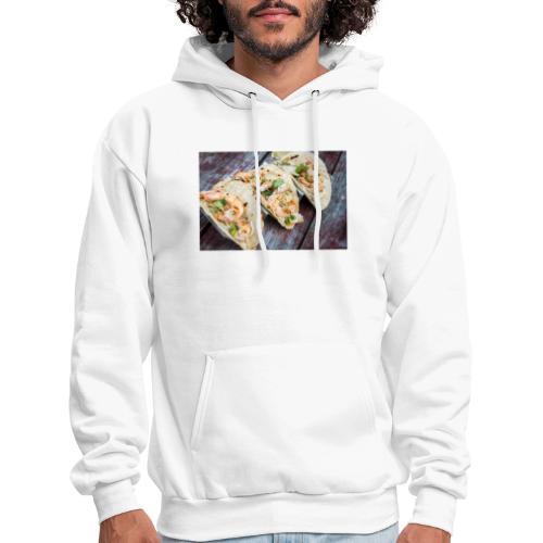 Grilled Shrimp Tacos - Men's Hoodie