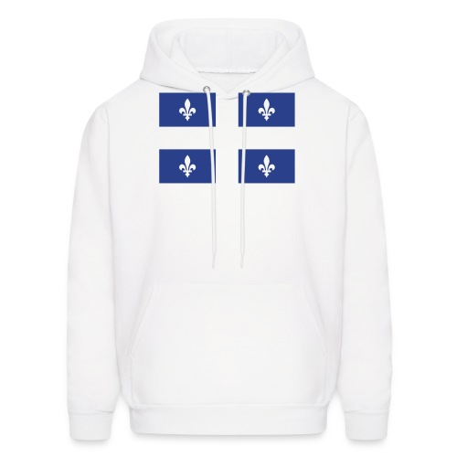 Drapeau du Québec FT - Men's Hoodie