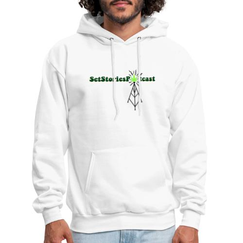 Potcast T Shirt Season 3 White - Men's Hoodie
