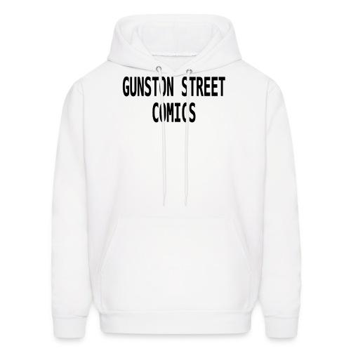 GUNSTON STREET COMICS - Men's Hoodie