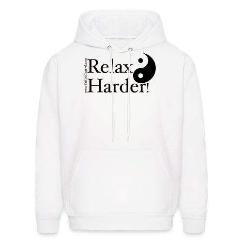 Tai Chi - Relax Harder! - Men's Hoodie