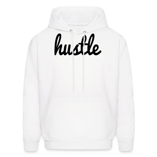 hustle vector - Men's Hoodie