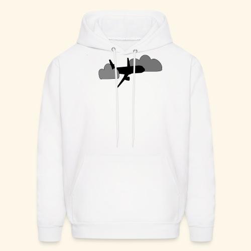 plane - Men's Hoodie