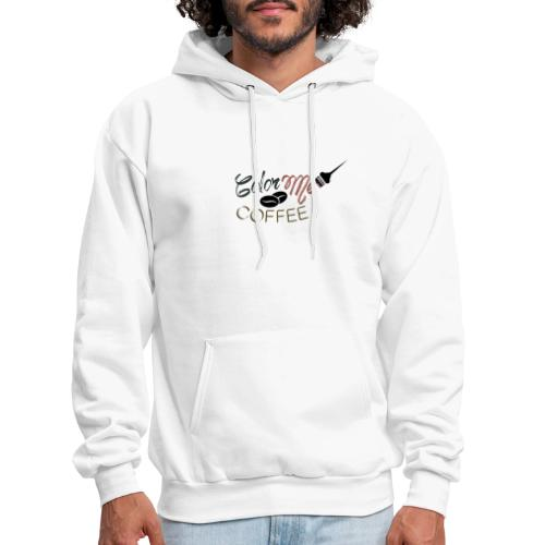 Color Me Coffee - Men's Hoodie