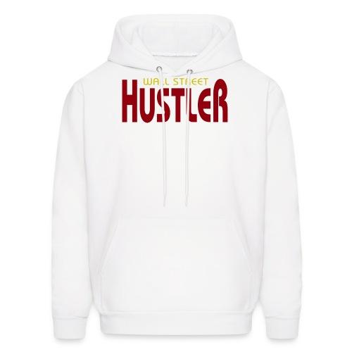 Wall Streel Hustler - Men's Hoodie