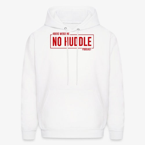 No Huddle Podcast - Men's Hoodie