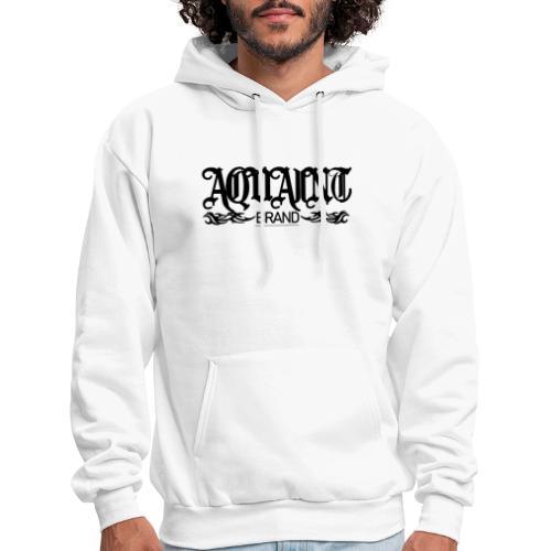 AQUAINT Logo - Men's Hoodie