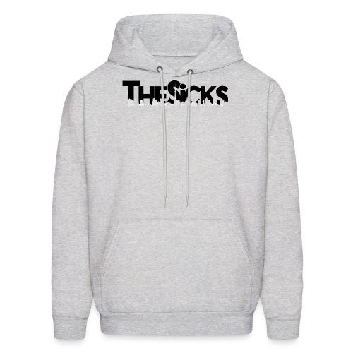 The Sicks - logo black - Men's Hoodie