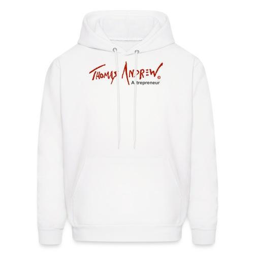 Thomas Andrew Artrepreneur - Men's Hoodie