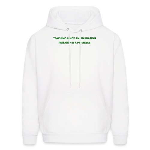 Teaching - Men's Hoodie