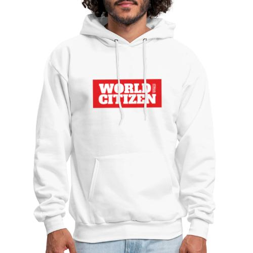 World Citizen - Men's Hoodie