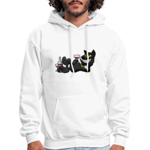 Sexy Cat - Men's Hoodie