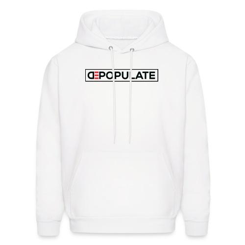 DEPOPULATE 3 - Men's Hoodie