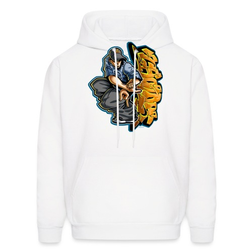 Cholo Hands by RollinLow - Men's Hoodie