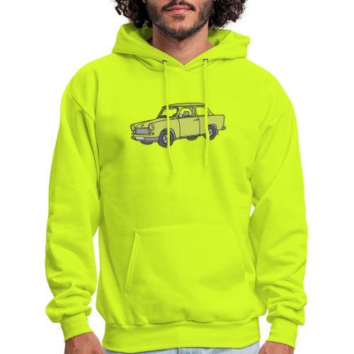 Trabant (baligreen car) - Men's Hoodie