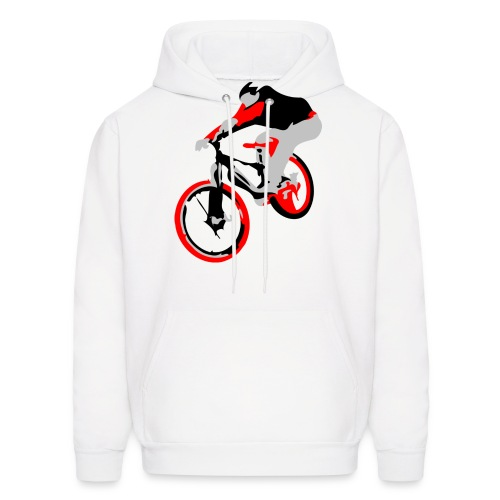 Mountain Bike Shirt - Ollie - Long Sleeve - Men's Hoodie