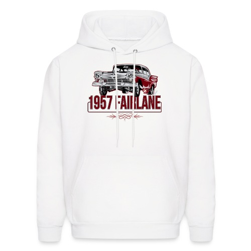 Twisted Farlaine 1957 Gasser - Men's Hoodie