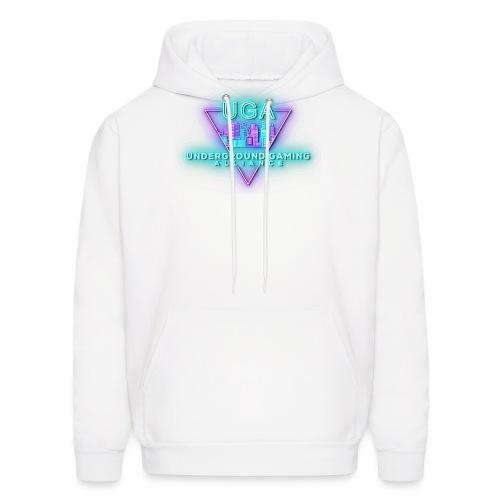 UGA City logo - Men's Hoodie