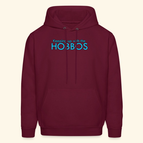 KEEPING UP WITH THE HOBBOS   OFFICIAL DESIGN - Men's Hoodie