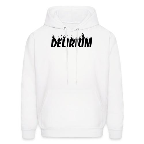 Delirium Fire Logo - Men's Hoodie