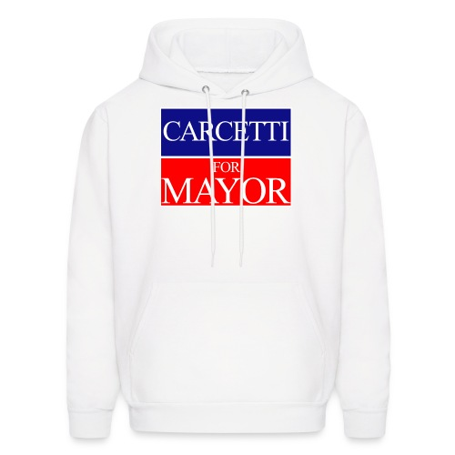 Carcetti For Mayor of Baltimore - Men's Hoodie
