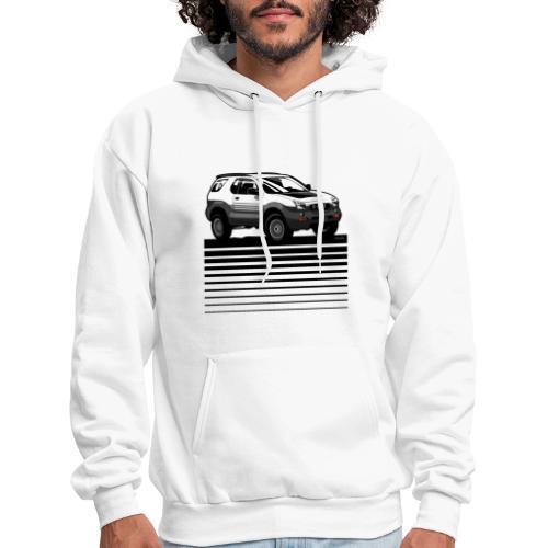 VX SUV Lines - Men's Hoodie