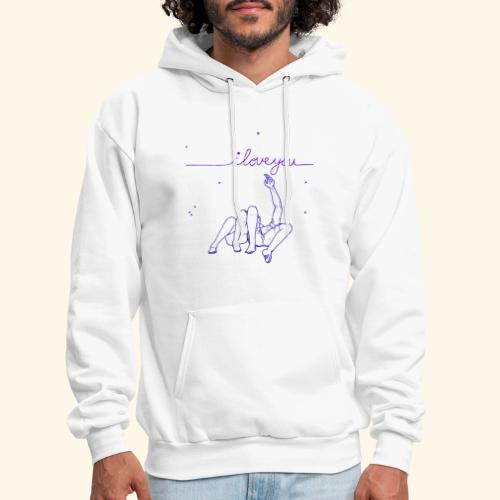 I Love you To The Stars Tee - Men's Hoodie