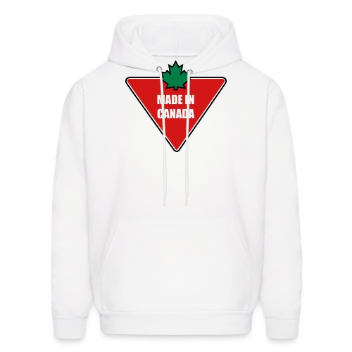 Made in Canada Tire - Men's Hoodie