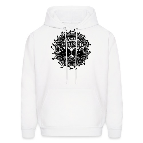 Band Seal (Black) | The Settlement - Men's Hoodie