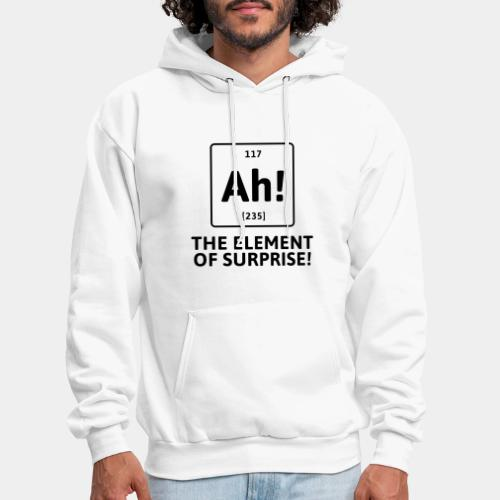 surprise - Men's Hoodie
