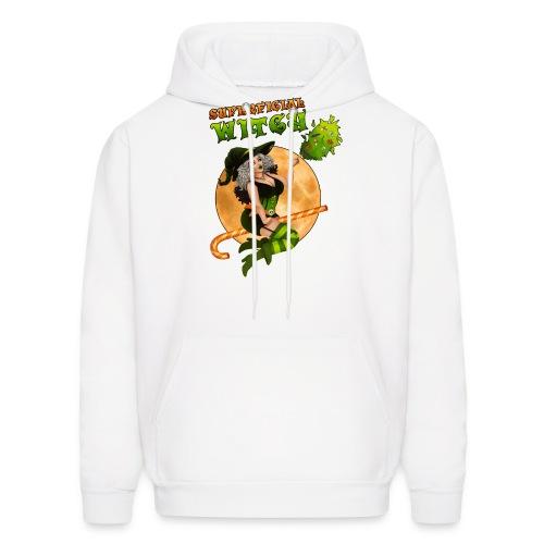 SuperficialWitch TrishaPaytas Spreadshirt png - Men's Hoodie