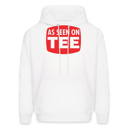 As Seen On Tee - Men's Hoodie
