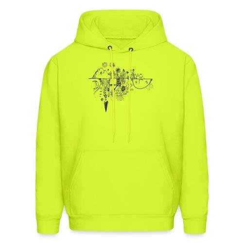 Grit Harbour Logo shirt - Men's Hoodie
