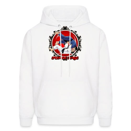 Judo Throw Tomoe Nage - Men's Hoodie