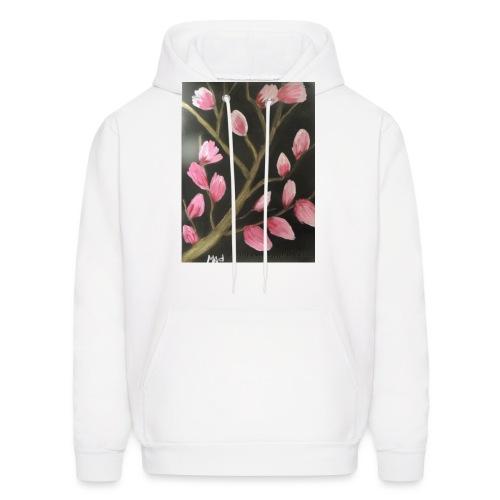 Magnolia Buds Early Spring - Men's Hoodie