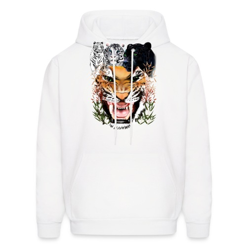 Big Cats - Men's Hoodie